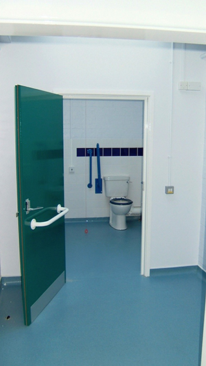 Disabled Toilet Image